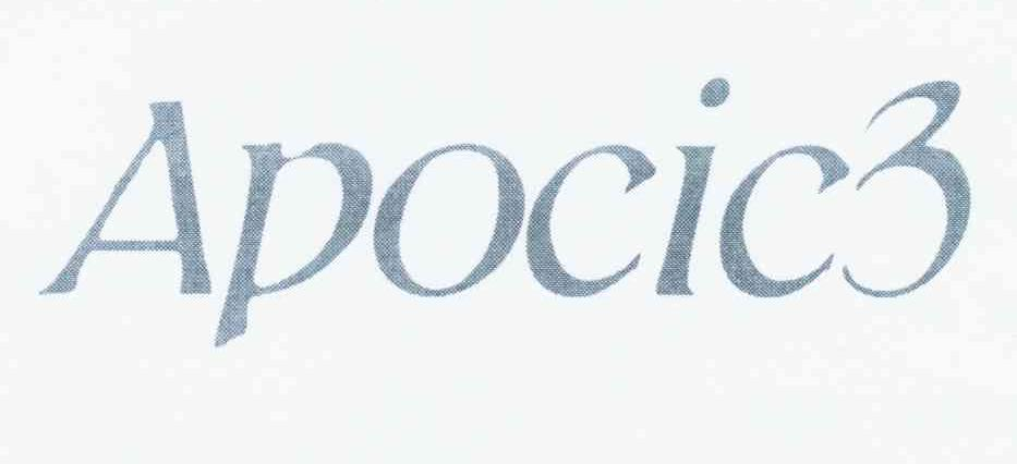 APOCIC 3商标转让