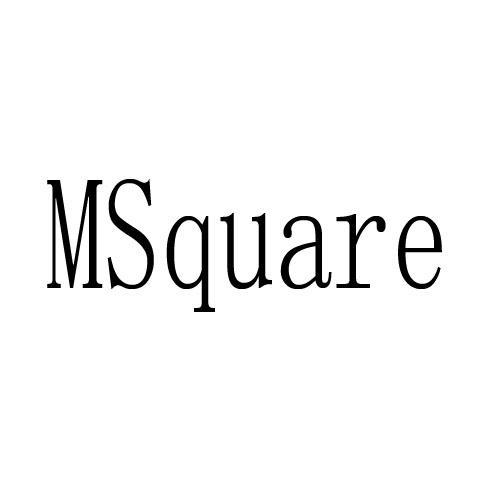 MSQUARE商标转让