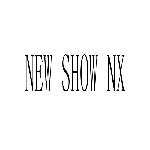 NEW SHOW NX商标转让